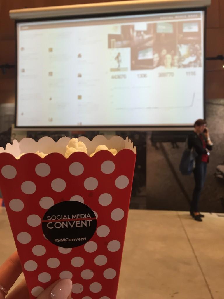 Social Media Convent - relacja. Wiedza, plusy i minusy 1