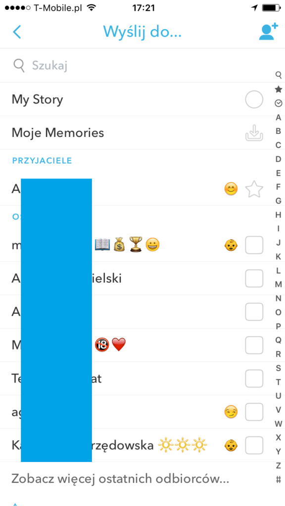 Snapchat Memories 3